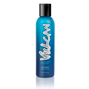 Лубрикант Vulcan® Moist Water-Based Stroker Glide, 6 fl oz