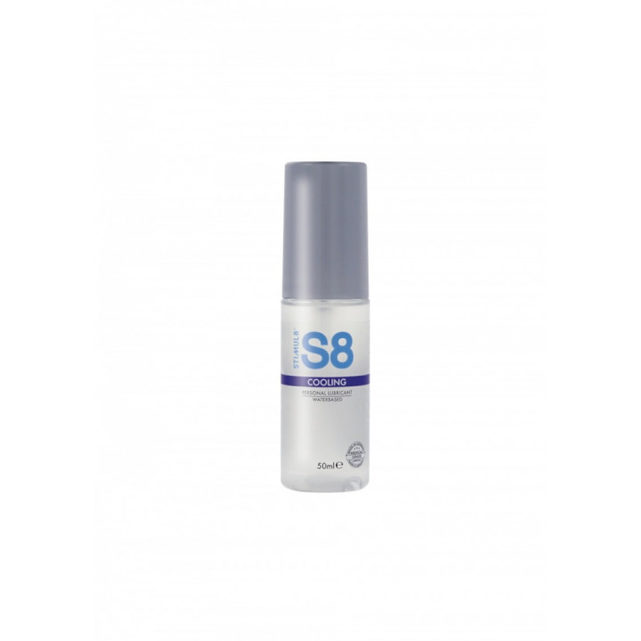 Stimul8 Cooling water based Lube лубрикант, 50 мл.